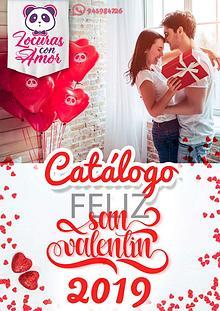 Catalogo San valentin 2019