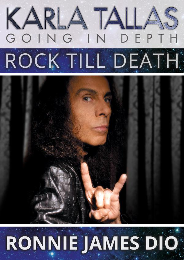 KARLA TALLAS - GOING IN DEPTH RONNIE JAMES DIO