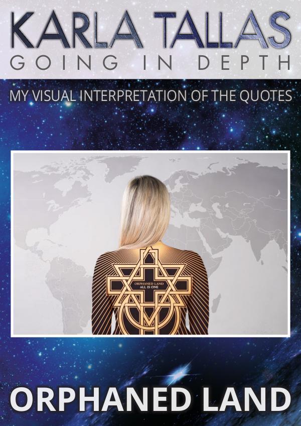 KARLA TALLAS - GOING IN DEPTH VISUAL INTERPRETATION OF THE QUOTES