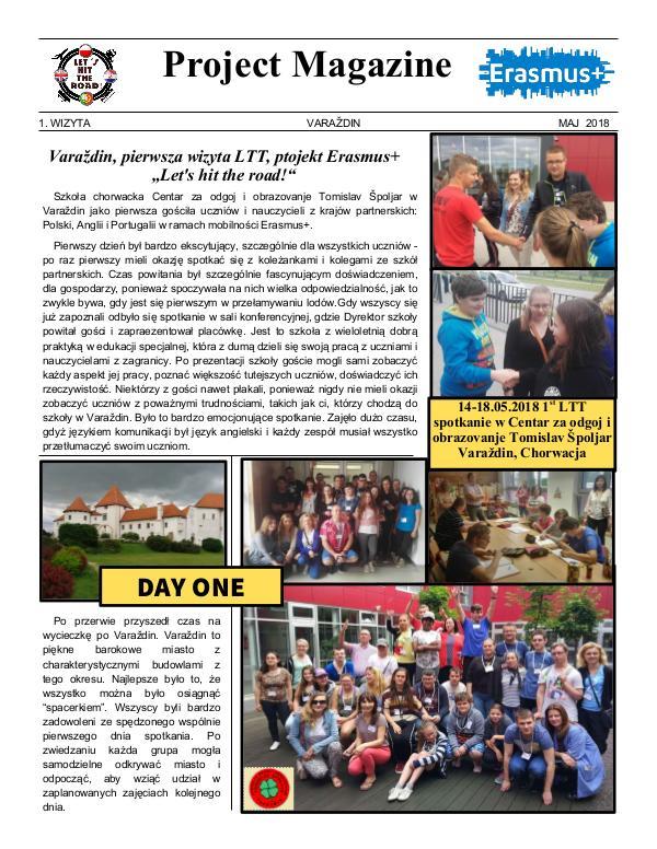 Project Magazine - Wydanie Polskie Chorwacja maj 2018