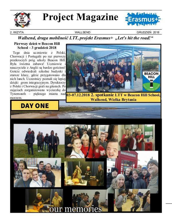 Project Magazine - Wydanie Polskie Wielka Brytania grudzień 2018