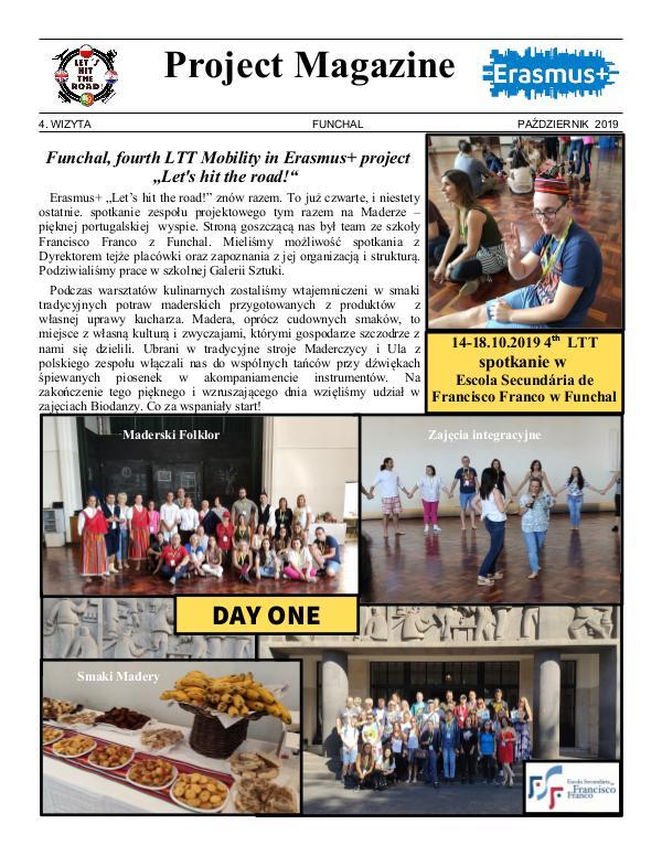 Project Magazine - Wydanie Polskie Portugalia  - Madera październik 2019