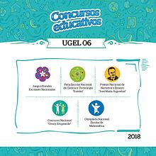 FOLLETO CONCURSOS EDUCATIVOS