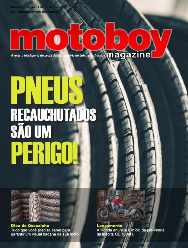Motoboy Magazine Edição 174 Motoboy Magazine Edição 174