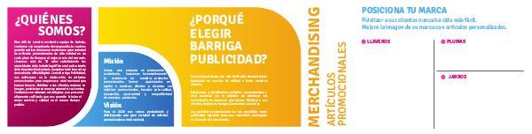 CATALOGO BARRIGA PUBLICIDAD catalogo 2019 LASER