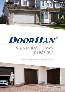 Bramy garazowe segmentowe DoorHan