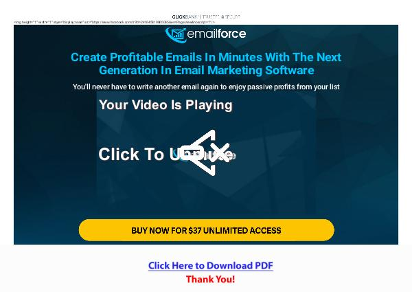 Emailforce PDF Ebook Free Download