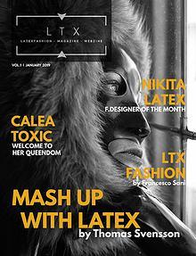 LTX MAGAZINE VOL.1