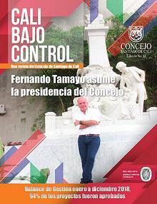 CALI BAJO CONTROL Edición # 22