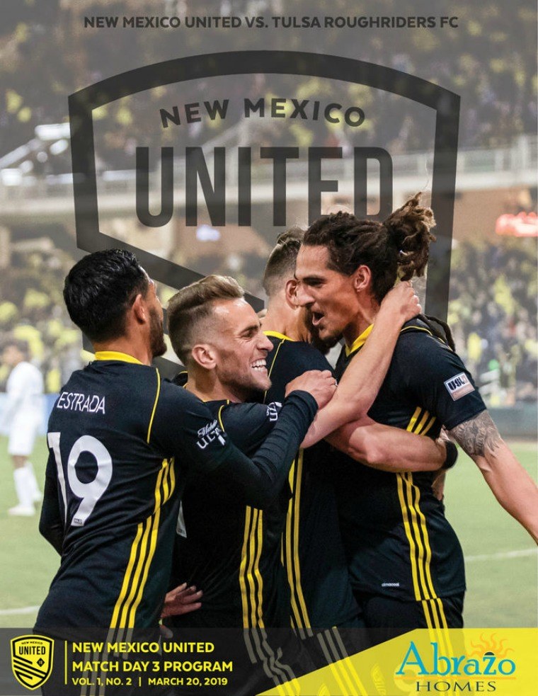New Mexico United Digital Program 2