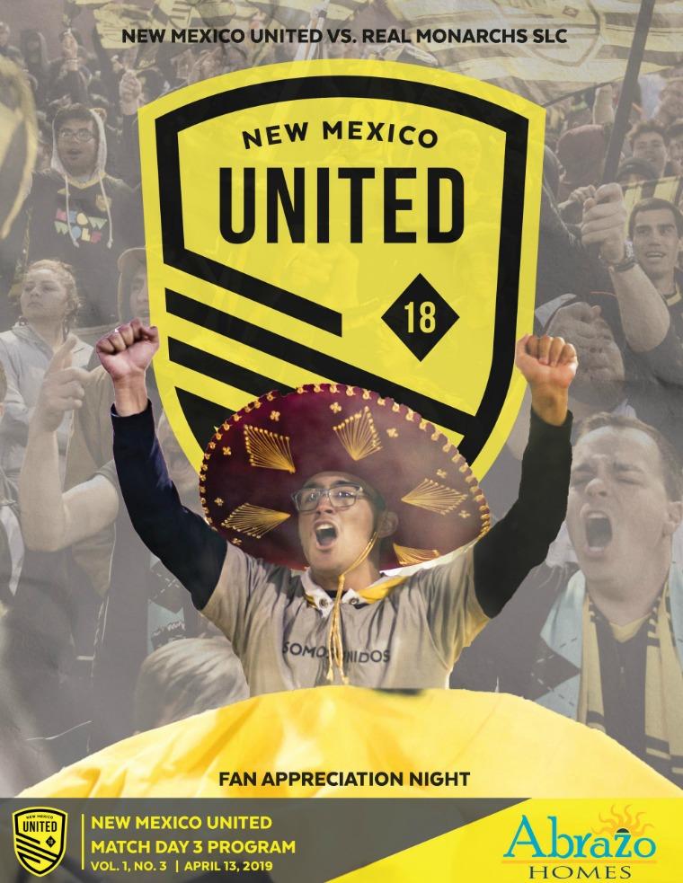 New Mexico United Digital Program 3