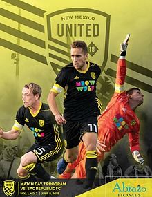 New Mexico United Digital Program