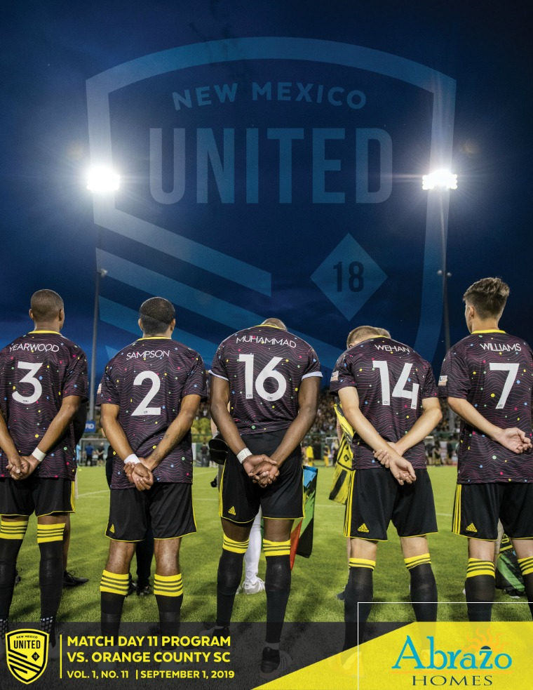 New Mexico United Digital Program 11