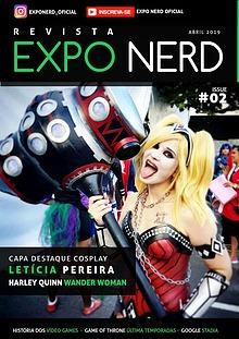 Revista Expo Nerd - Seu Conteúdo Nerd no Sul da Bahia