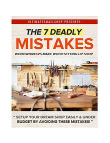 Ultimate Small Shop PDF - Woodworking Shop Layout Download