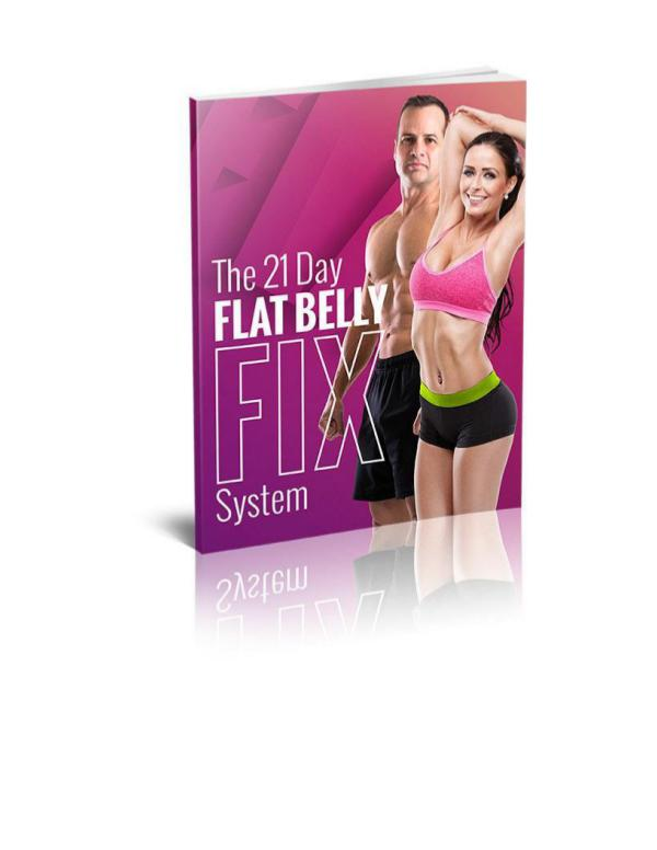 The Flat Belly Fix Tea Recipe - The 21 Day Flat Belly Fix PDF The Flat Belly Fix PDF