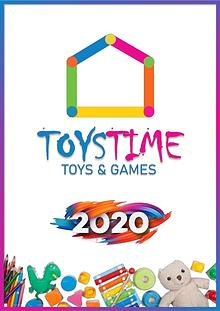 Toys Time - Catalog 2020