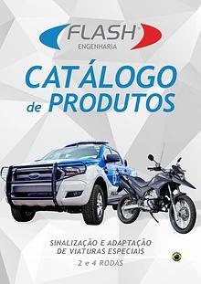 Catálogo Flash Engenharia / Português