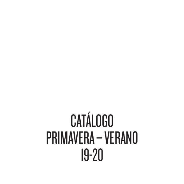 CATALOGO PV19 ROPACHICA -Catálogo PV 2019