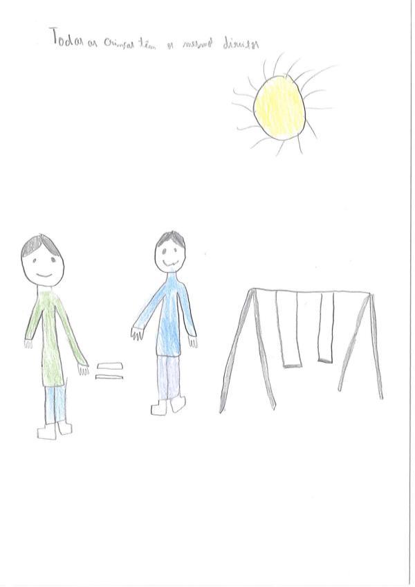 Direitos da Criança - B2 - EB1 Carreira Os direitos da Criança - B2 - EB1 Avessadas