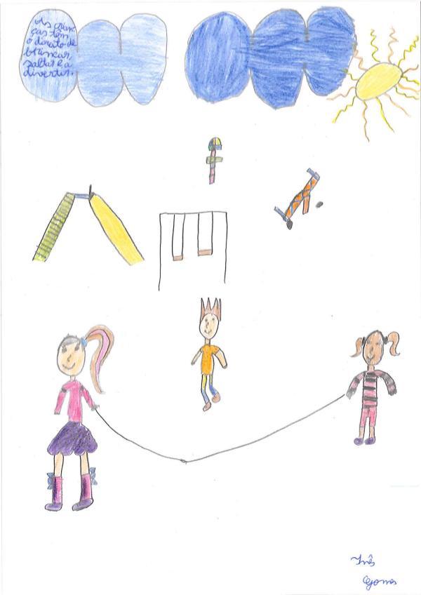 Os direitos da Criança - L4 - Agrupamento de Escolas do Marco de Cana Os direitos da Criança - L4 - EB1 Rua Direita