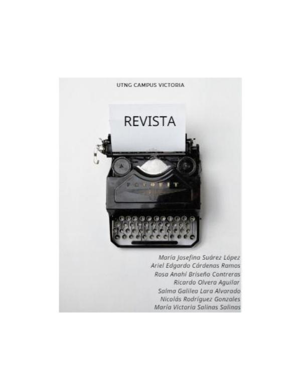 Revista literaria REVISTA