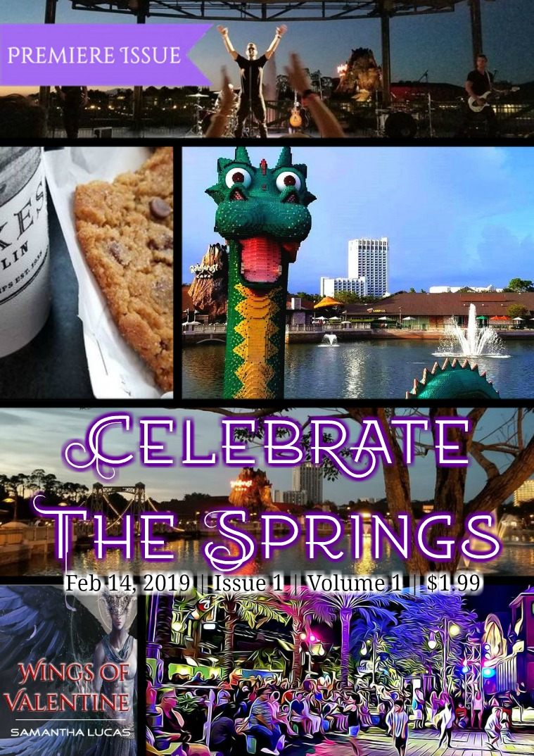 Celebrate The Springs Issue 1 Volume 1