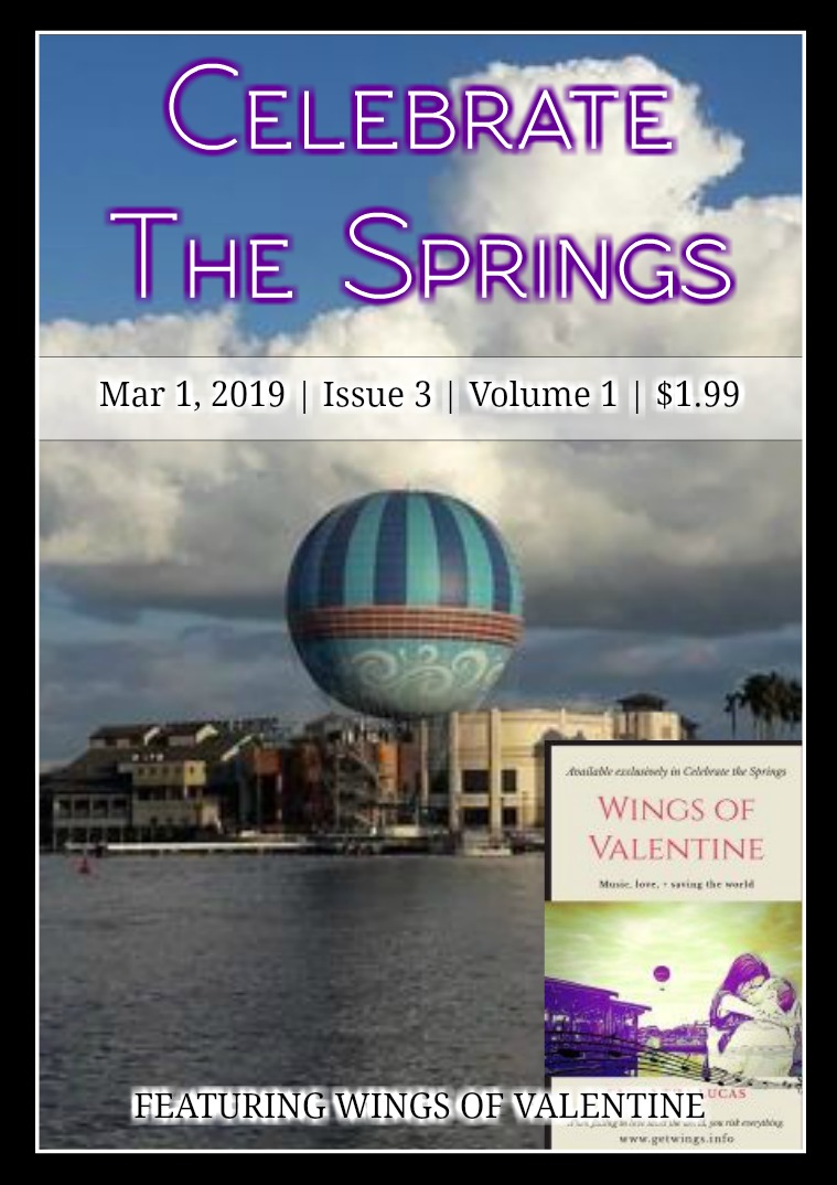 Celebrate The Springs Issue 3 Volume 1