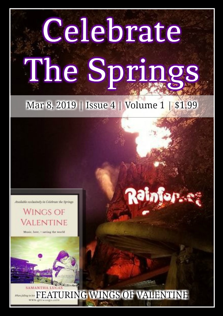 Celebrate The Springs Issue 4 Volume 1