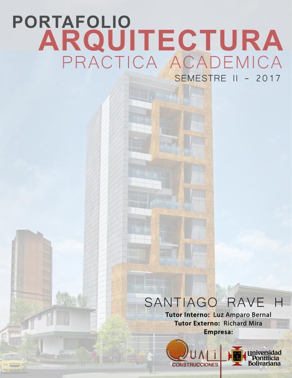 Investigación Practicas y Marcado Inmobiliario Portafolio Practicas + Inves. Mercado Inmobiliario