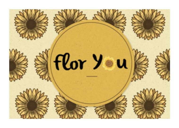 Mi primera revista FLOR YOU