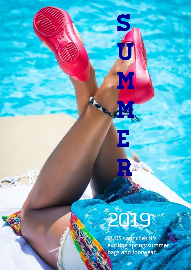 Cubs Catalog 2019 Flip Flops & Sandals Collection