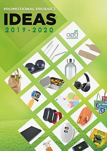 APD Promotions Catalogue - October 2019 (Green)