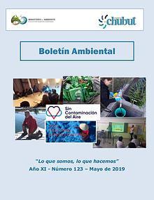 Boletín Ambiental N° 123 – Mayo 2019