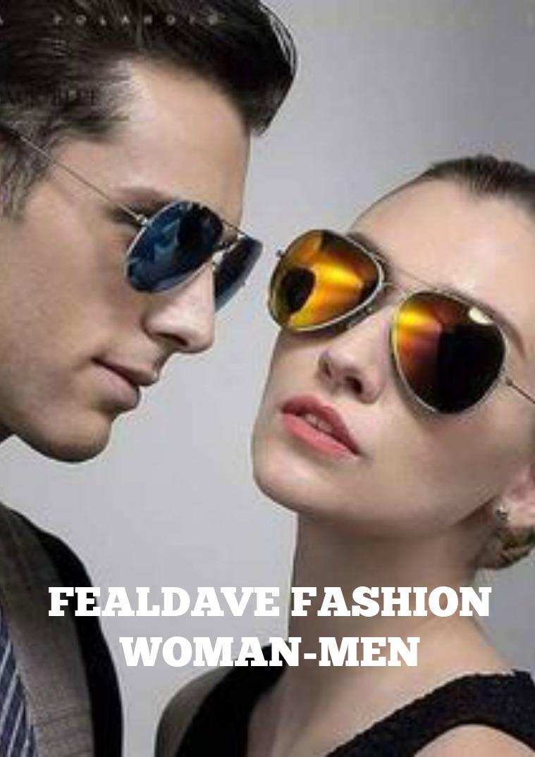 Fealdave Fashion Woman-Men 1