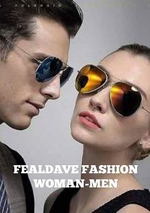 Fealdave Fashion Woman-Men