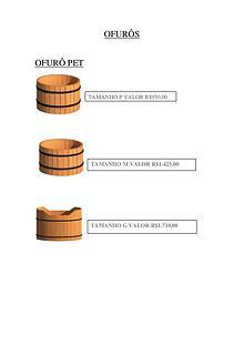 Catálogo Ofurô Brasil