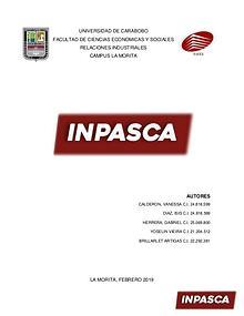 MANUAL INPASCA
