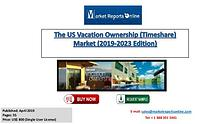 US Timeshare Market 2019-2023 Edition Report