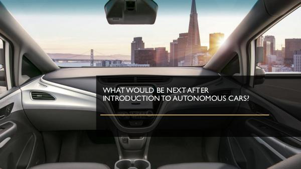 How can you protect yourself as a PCO car driver? What Would Be Next After Introduction To Autonomou