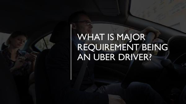How can you protect yourself as a PCO car driver? What is major requirement being an Uber driver