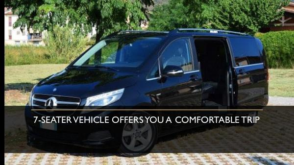 How can you protect yourself as a PCO car driver? 7-Seater Vehicle Offers You a Comfortable Trip