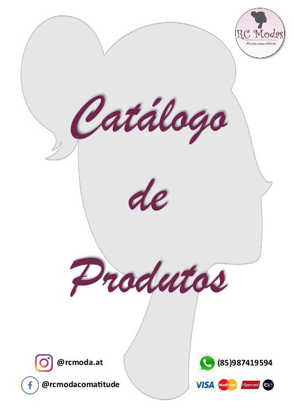 Catálogo RC Modas Catalogo_Novo