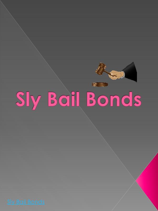 Sly Bail Bonds Lafayette Indiana bail bonds