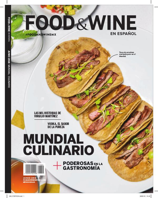 Mundial Culinario wine-food