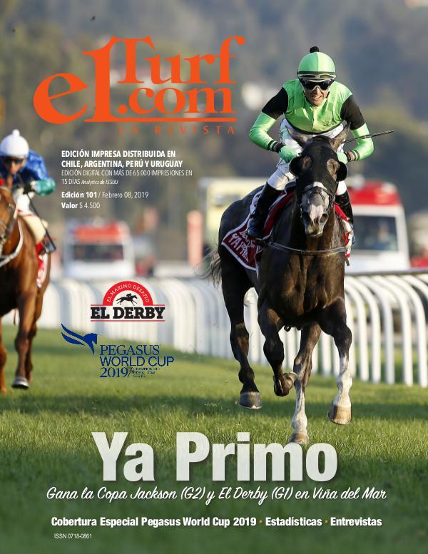 Revista Elturf.com Edición 101