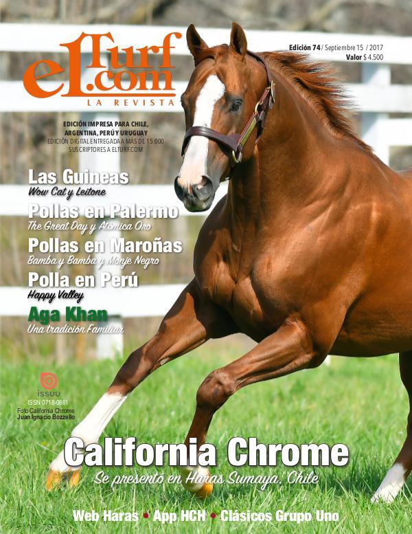 Revista Elturf.com Edición 74