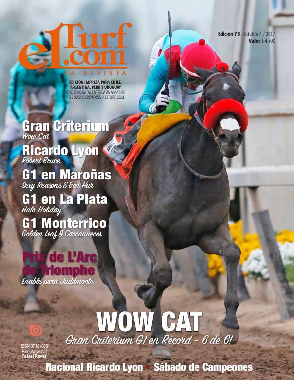 Revista Elturf.com Edición 75