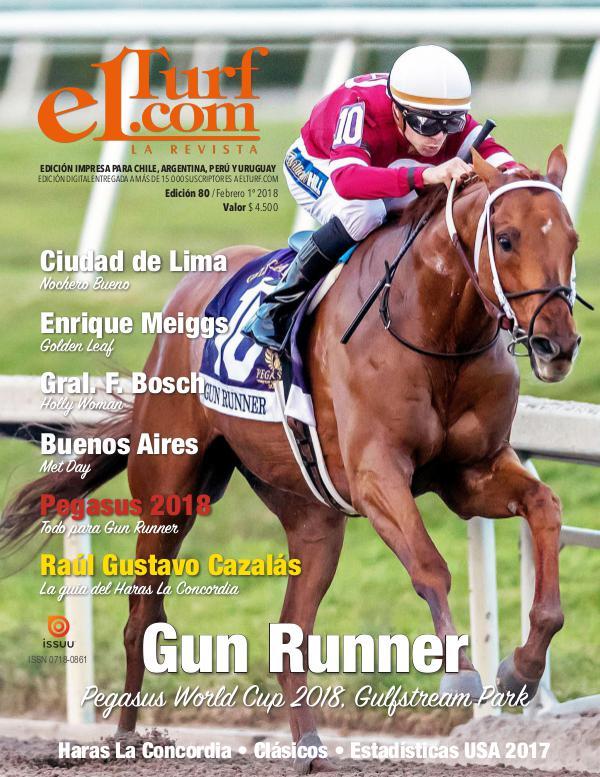 Revista Elturf.com Edición 80