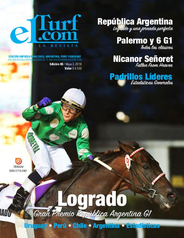 Revista Elturf.com Edición 85